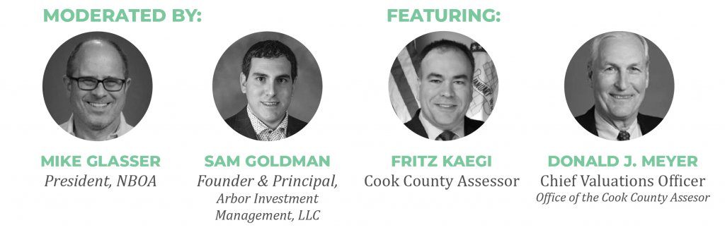 Discussion Featuring Fritz Kaegi and Donald Meyer, Moderated by Mike Glasser and Sam Goldman